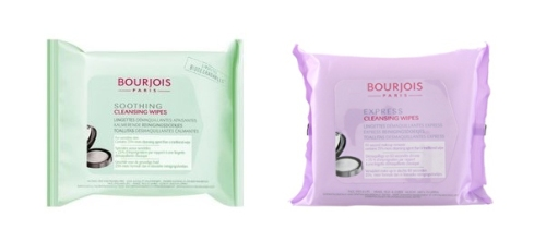 Cleansing wipes Boujois